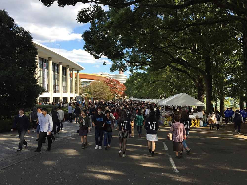 東海大学学園祭